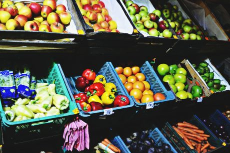 Eating fresh fruits and vegetables is a habit that helps you feel good.